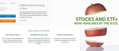 Fidelity Invest App for Beginners.