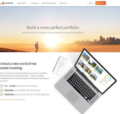 Fundrise Investing App