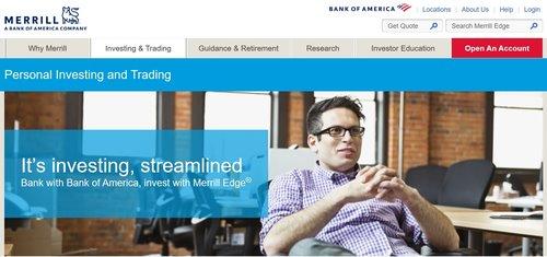 Merrill Edge Investment App to Start Investing