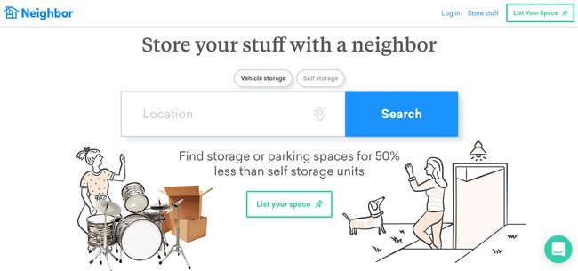 How to Become a Neighbor Storage Host