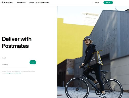 Postmates Delivery Driver Review: Make an Extra $20 per Hour