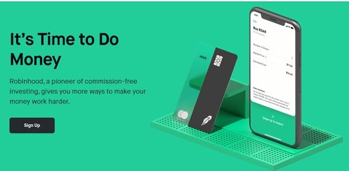 Robinhood Mobile Investing
