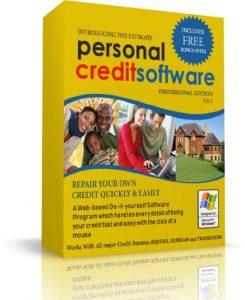Personal Credit Builder: One of the Best Credit Repair Software Programs