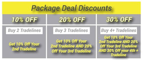 Tradeline Supply is the cheapest place to buy reputable tradelines from.