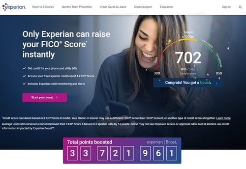 Experian Boost is the best credit hack for increasing your credit score.