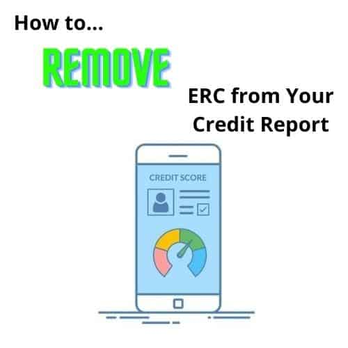 Remove Enhanced Recovery Company from Credit Report