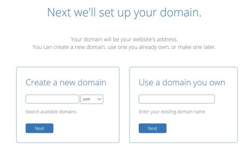 Get a FREE Domain Name on Bluehost.