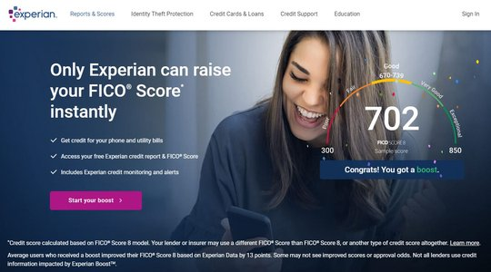Experian Boost is a FREE tool that helps consumers increase their credit score.