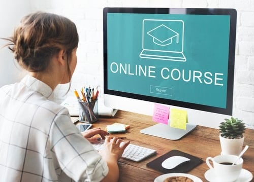 Create and sell an online course.