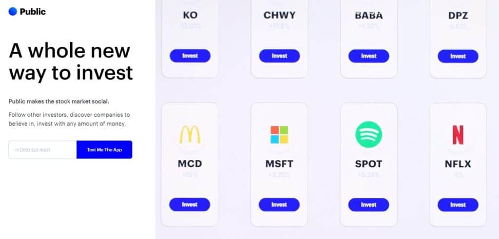 Public.com Investing App Review. A new social media investment platform.