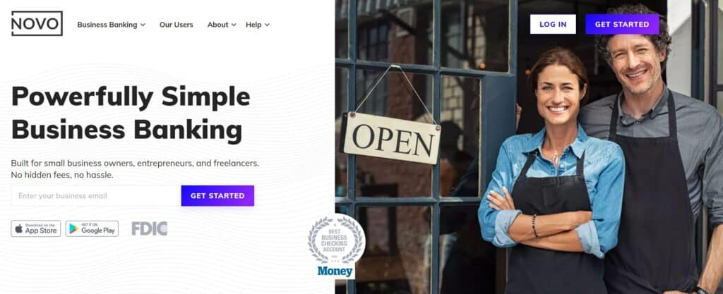 Bank Novo Small Business Checking Account Review