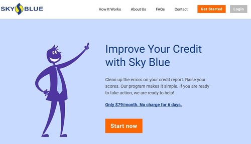 Sky Blue Credit Review
