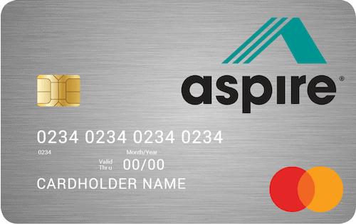 Aspire® Credit Card Review SimpleMoneyLyfe